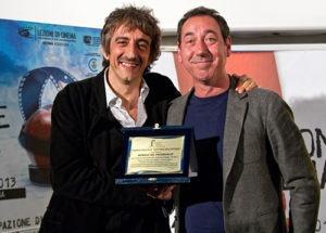 Premiazione Mingo De Pasquale