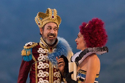 Re Claudio e Gertrude